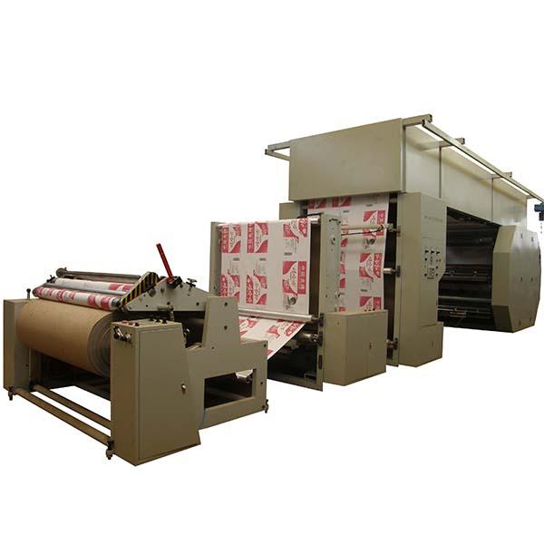 宽幅卫星式柔版印刷机