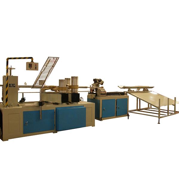 SJG-800-IV四机头数控螺旋卷管机